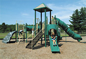 Playground at Winding River Campground