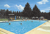 Heated Swimming Pool at Winding River Campground