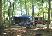 Pop-Up Site at Winding River Campground